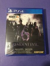 Resident Evil 6 *Complete Edition* (PS4) NEW