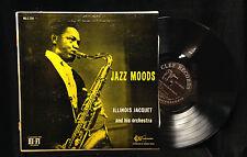 Illinois Jacquet-Jazz Moods-Clef 700-CARL PERKINS