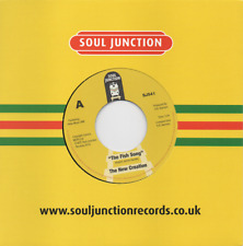 THE NEW CREATION The Fish Song / Elijah Knows  70s SOUL 45 (SOUL JUNCTION)