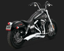 Vance & Hines big radius 2 in 1 dyna 28021 street fat bob superglide wide glide