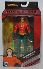 DC Comics Multiverse Super Friends Aquaman Classic Cartoon Action Figure TV New