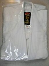 New Proforce Gladiator Judo Uniform Gi Top Pants Belt Natural Size 000