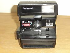 Polaroid One Step 600 Film  instant camera  ( tested working )