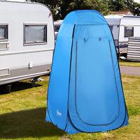 Outsunny Pop up Toilettenzelt Camping Duschzelt Umkleidezelt Polyester