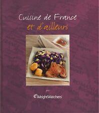 Weight Watchers - Cuisine de France et d'ailleurs