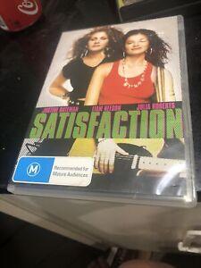 Satisfaction (DVD, 2011) Region 4 Rare