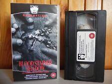 Blood Stained Shadow (Solamente Nero) - Antonio Bido - Giallo/Horror - Italy VHS