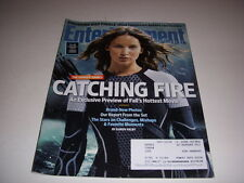 ENTERTAINMENT WEEKLY Magazine, October 11, 2013, JENNIFER LAWRENCE HUNGER GAMES!