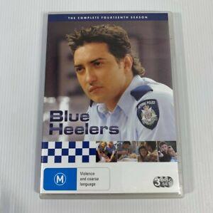 Blue Heelers: Complete Season 14 | DVD Series Box Set | Very Rare OOP Aus 🇦🇺
