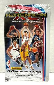 2009-10 Panini Adrenalyn XL Basketball Pack * Curry & Harden Rookies! Inserts!