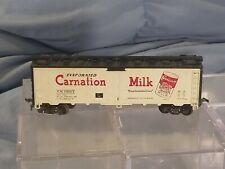 Vintage Athearn HO Scale Carnation Evaporated Milk C.M.25003 Reefer Box Car