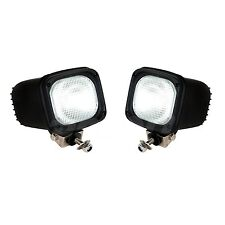 Pair 55w Xenon HID Work Light 24v flood Fog ATVs SUV Driving Project Boat AUTO