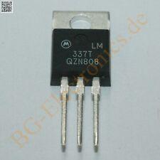 1 x LM337T Three-terminal adjustable output negative volt ON-Semi TO-220 1pcs