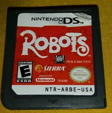 ROBOTS - Nintendo DS - NDS - Game Gioco Midway