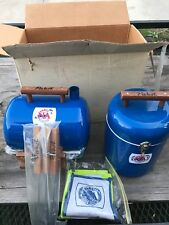 Pabst Blue Ribbon N/A Grill and Cooler very rare. Brand new in box never used