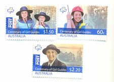 Australia- Girl Guides mnh (2010)set (3474/6)
