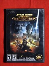 LN OOP Star Wars The Old Republic PC Game 3 each DVD-Rom Format 014633169522