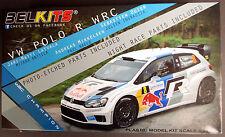 2013 Volkswagen VW Polo R WRC, 1:24, belkits 005 nuevo, nuevo 2015, New Tool, nuevo