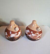 Boscastle Pottery Cornish STUDIO POTTERY ROGER Irving Saliera-Pepaiola sale e pepe pentole