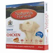 Nature's Harvest Senior Dog Food - Chicken & Brown Rice Pack