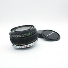 Olympus OM G.Zuiko Auto-W 1:3.5 f=28mm Objektiv lens