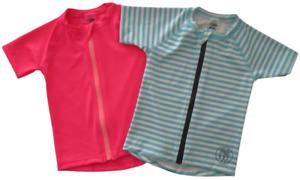 BONDS Boys Girls Rashie Bathers Swimmers Swim Toddler UPF 50+ Baby Top 1 2 NEW
