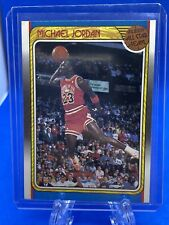 1988 Fleer All Star Michael Jordan #120.