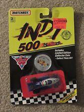 Matchbox Indy 500 1987 4 Time Winner Al Unser 1:64 MOC 1990