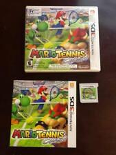 Mario Tennis Open (Nintendo 3DS, 2012) - COMPLETE