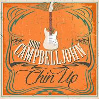 Blues Rock CD John Campbelljohn Chin Up