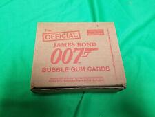 007 James Bond DALEON Bubble Gum Cards Collectors Edition  3B3