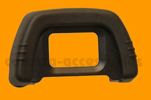 DK-21 Black Rubber Eyecup Eyepiece Eye cup Viewfinder for Nikon F80, D750, D300s