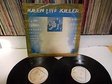 QUEEN - Live Killers KOREA 2 LP set Blue Diff Members CVR