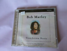 "CD ALBUM BOB MARLEY ""Trenchtown roots volume 1"""