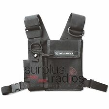 New Motorola Chest Pack for Portable Radios Motorola GTX800 GTX900 GP300 P1225