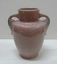 Vintage Roseville Tuscany Pink Vase