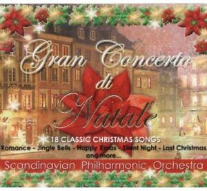 Gran Concerto Di Nat - Gran Concerto Di Natale [New CD] Germany - Impo