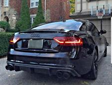 Audi A5 GFK Heckdiffusor Diffusor S5 S-Line Facelift Coupe Sportback 8T