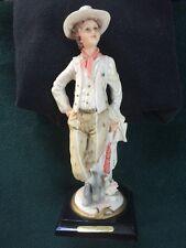 Italy SERIE VALENTINO by MIRIAM FIGURINE Statuette ~ Boy Standing - EUC