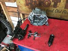 Suzuki RE5 Engine Transmission   Rotary Wankel  1976  Gear Box Case Side