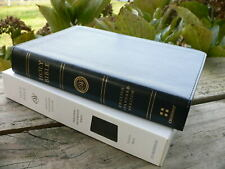 Esv Personal Reference Bible - Black Leather-Soft