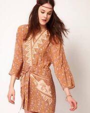 Stunning WINTER KATE Jaya Boho Vintage Silk Dress Sz. S BNWOT