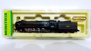Minitrix N Gauge 5(12041)00 BR Class 9F 'Evening Star' (Used, but perfect)