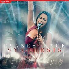 Evanescence Synthesis Live DVD in Stock Now Region 4