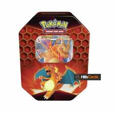 Pokemon Hidden Fates Tin Charizard GX  Inc Booster Packs & Collectors Promo Card