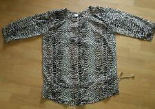 Blusen Shirt , Leopard Optik, gr.44 , NEU
