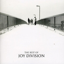 JOY DIVISION THE BEST OF 2 CD ALBUM