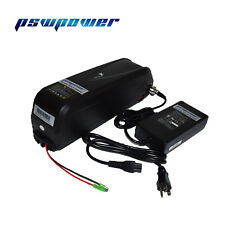 US stock 48V 13Ah LG lithium ion Hairon electrical ebike battery fit 1000W motor