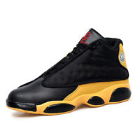Mens Fashion Basketball Shoes Running Athletic Sneakers High top Sports Shoes