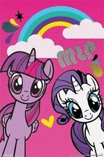 MLP MY LITTLE PONY SMILE POSTER 22x34 NEW PAST FREE SHIPPING